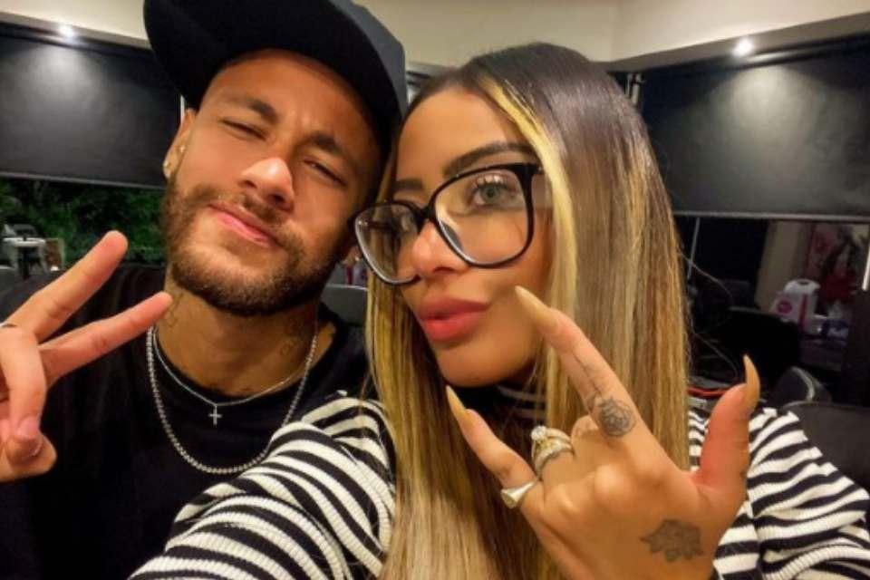 Rafaella E Neymar