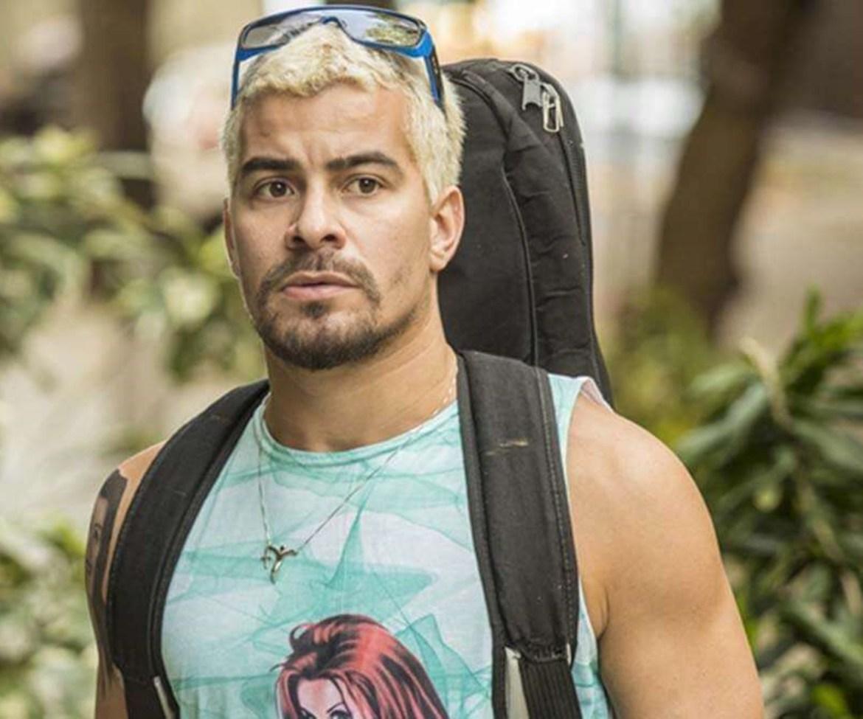 Personagem novela da Globo.