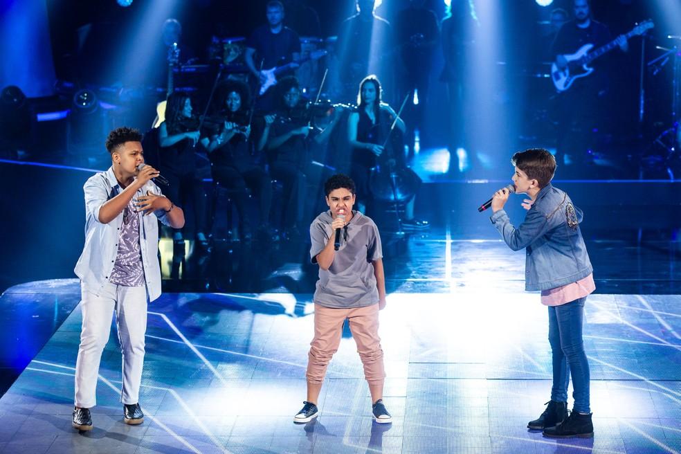 The Voice Kids - Globo