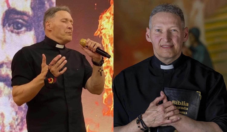 Padre Marcelo Rossi.