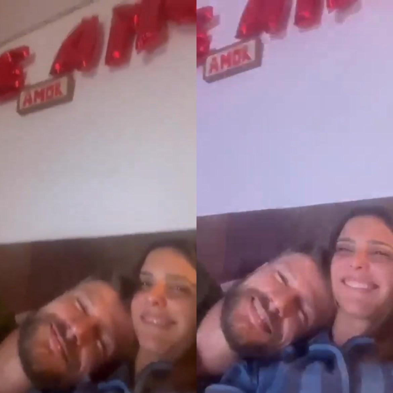 Rodrigo Hilbert e Fernanda Lima.