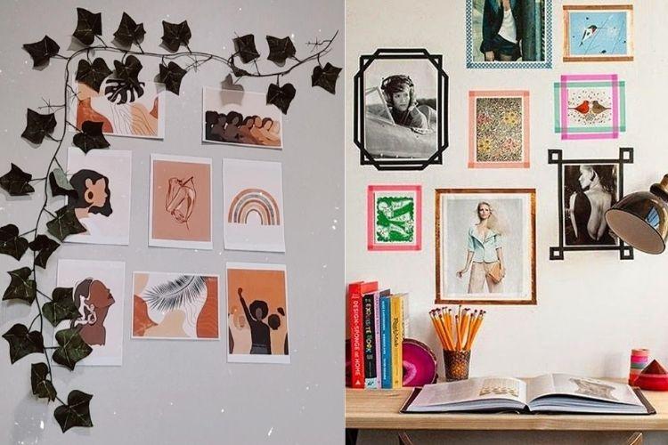 decoração feminina com fotos