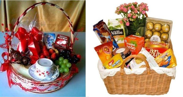 O que colocar em uma cesta de café da manhã para mãe