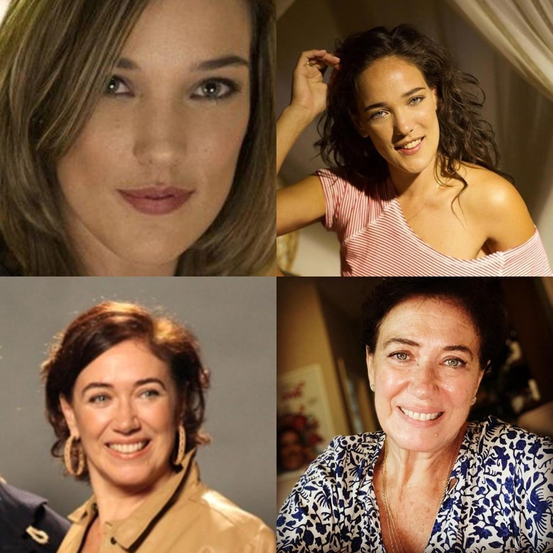 Adriana Birolli e Lília Cabral na trama Império X atualmente.