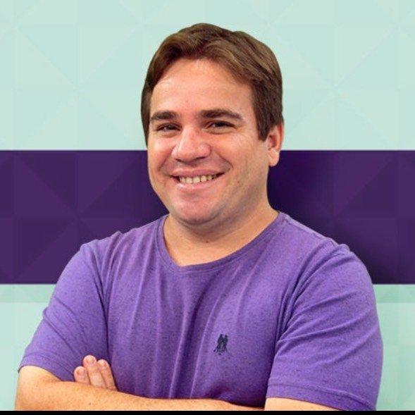 Danilo Ribeiro, jornalista do Globo Esporte.