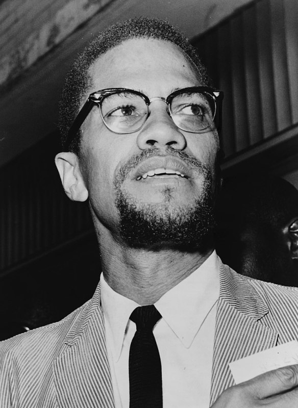 Malcolm X, 1964.