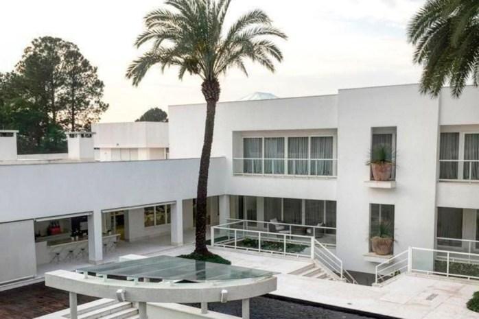 mansão famosos: Ana Hickmann