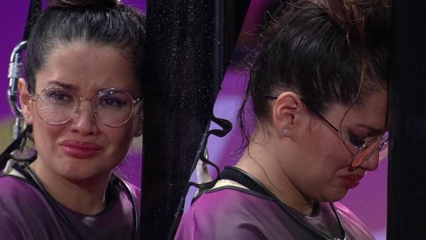 Juliete não resistes as dores e pede para deixar a última Prova de Resistência do BBB 21 (montagem: Fashion Bubbles)