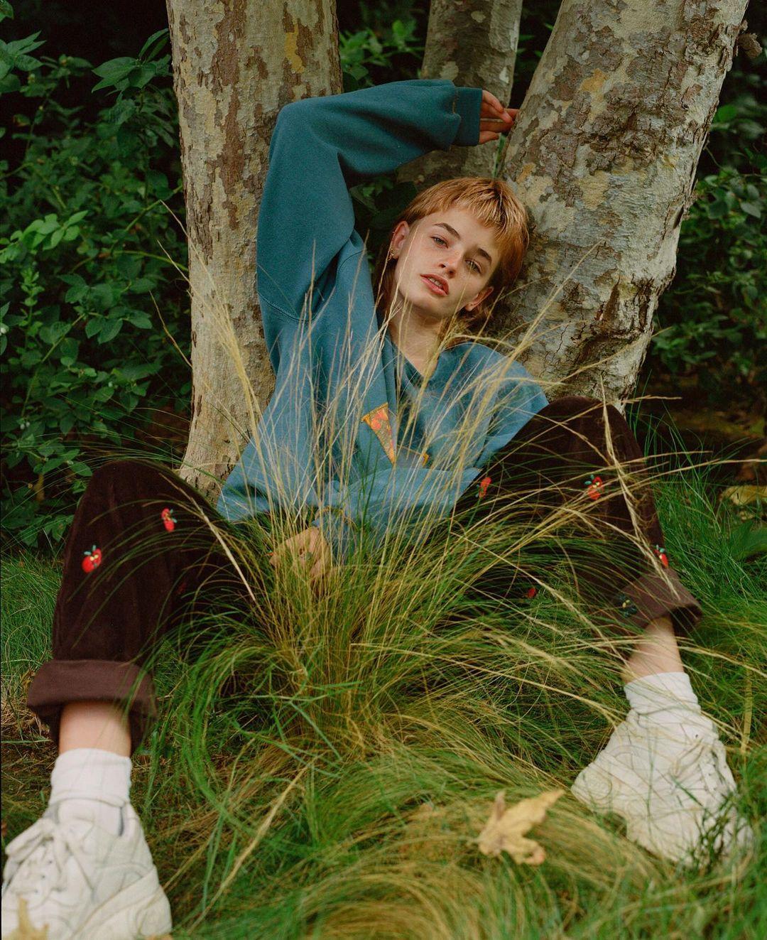 Esther Rose Mc Gregor, filha do galã Ewan McGregor.