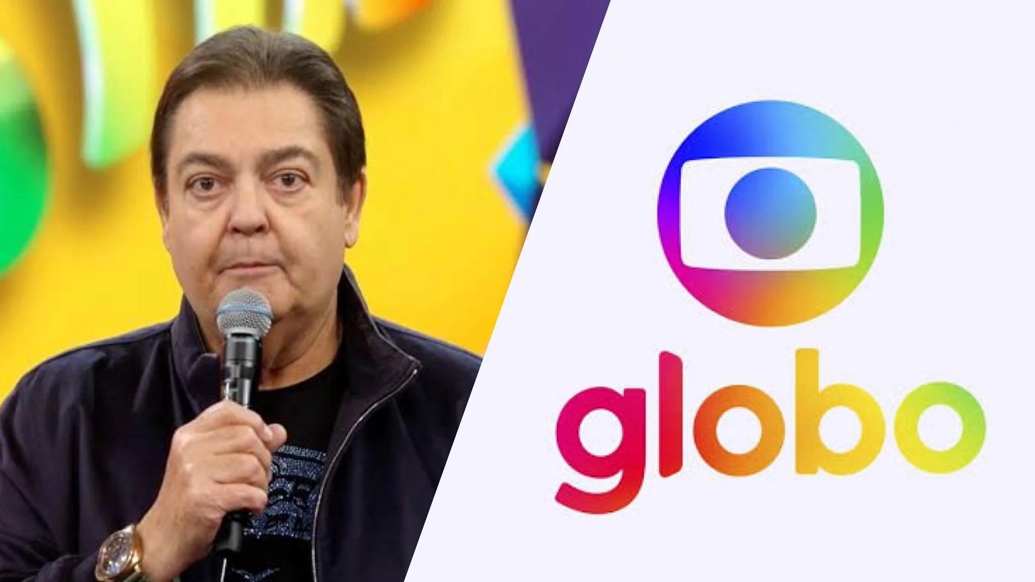 Faustão estreou na Globo em 1989 e deixa a emissora no final de 2021 (montagem: Fashion Bubbles)
