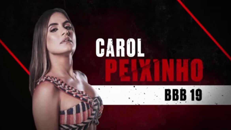 Carol Peixinho foi a finalista do BBB19 e agora enfrentará o No Limite 5 (imagem: divulgação/ Globo)