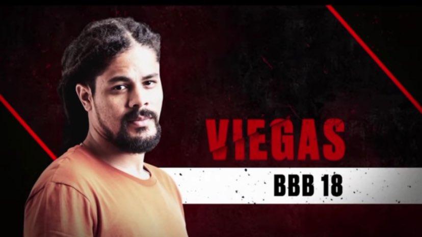 Viegas também esteve no BBB18 e participa da nova aposta da Globo. (Imagem: Divulgação/ Globo)