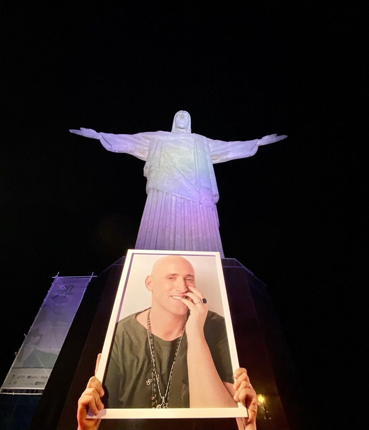 Missa do 7º dia de Paulo Gustavo.
