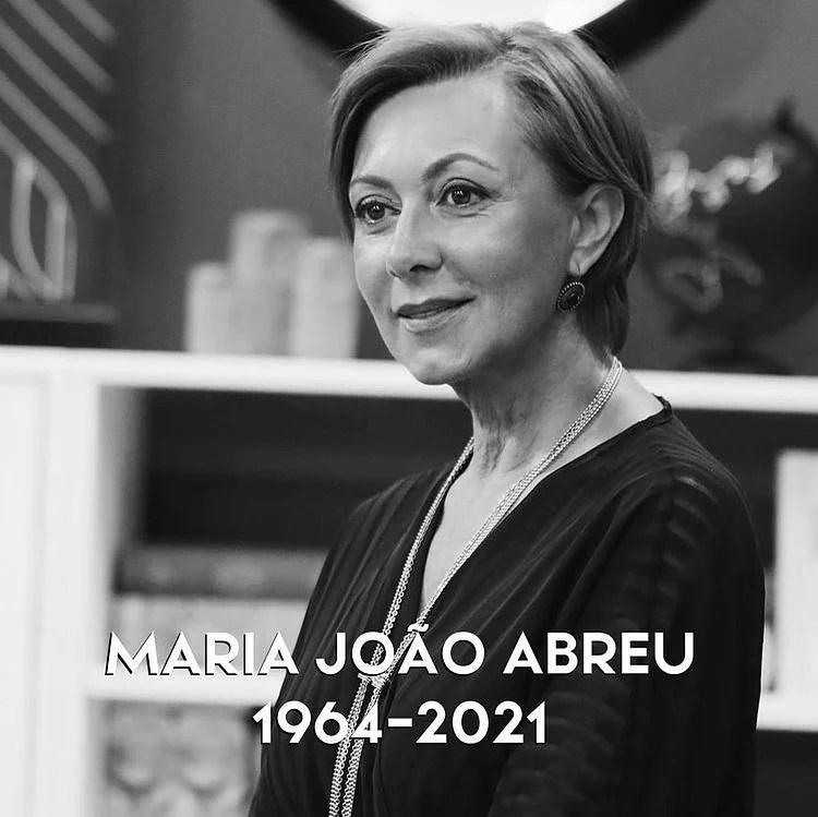 1964 - 2021, morre atriz de 'A Serra', novela portuguesa.