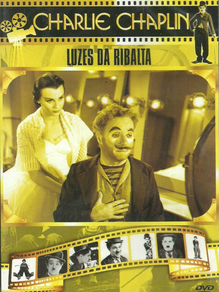 """""""Luzes da Ribalta"""" (1952)."""