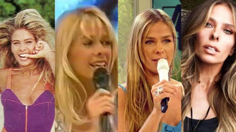 Galisteu está na TV desde a década de 90 e já passou por quase todas as emissoras brasileiras (imagem: reprodução)