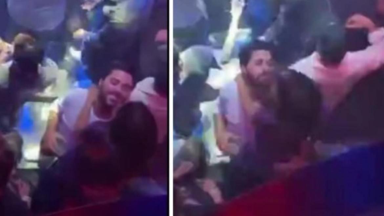 Anitta foi flagrada aos beijos em boate de Miami (imagem: Instagram)
