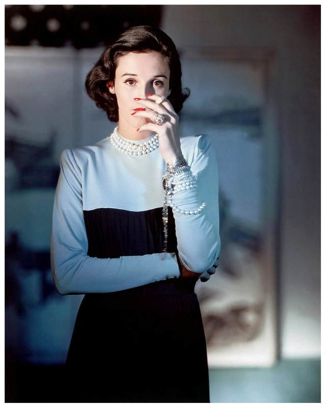 Babe Paley em 1946.