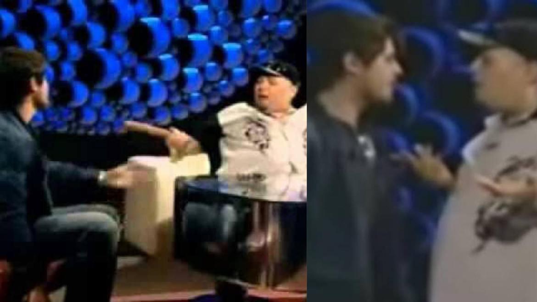 João Gordo não chegou a entrevistar Dado. E o programa nunca foi ao ar na MTV (montagem: Fashion Bubbles)