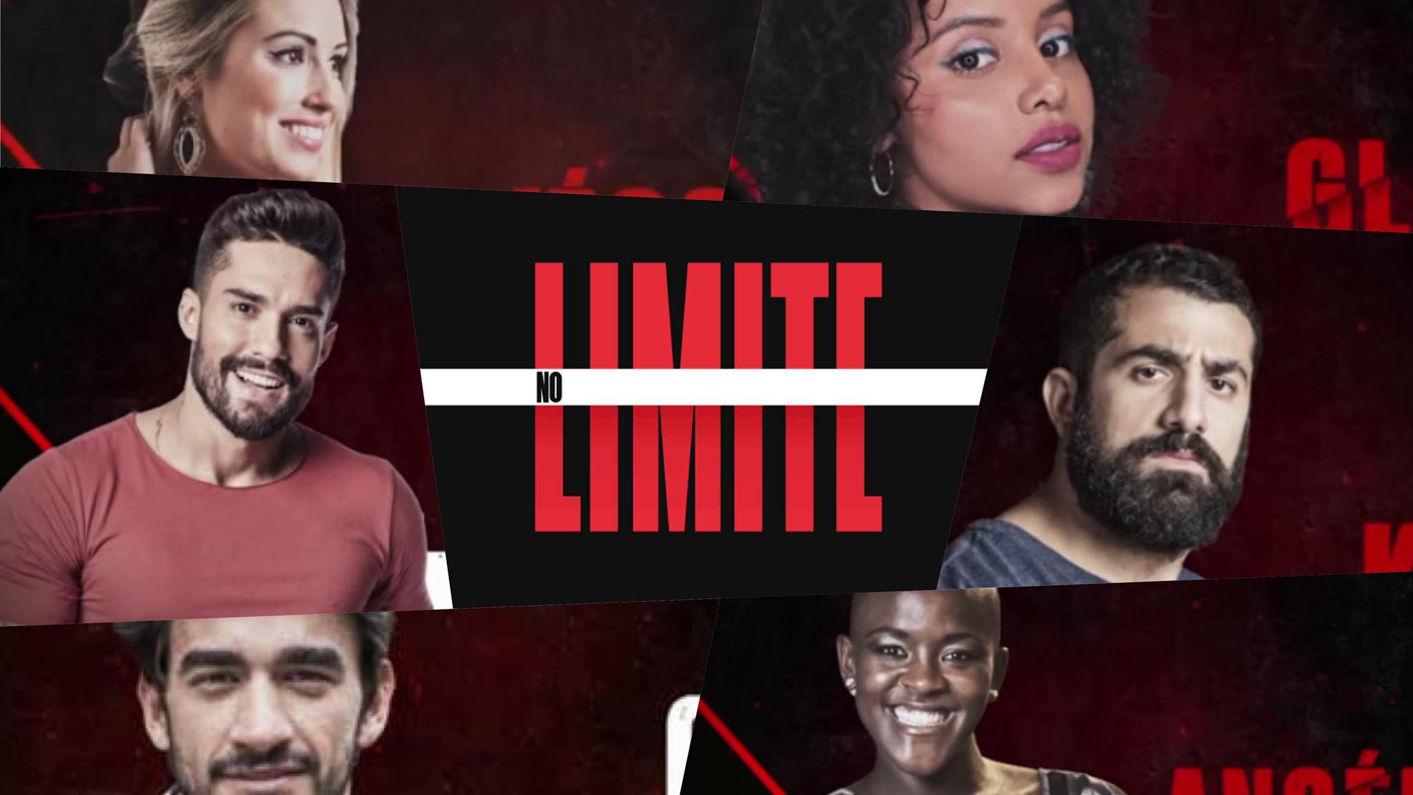Participantes de No Limite 5 disputarão o prêmio de R$500 Mil (montagem: Fashion Bubbles)