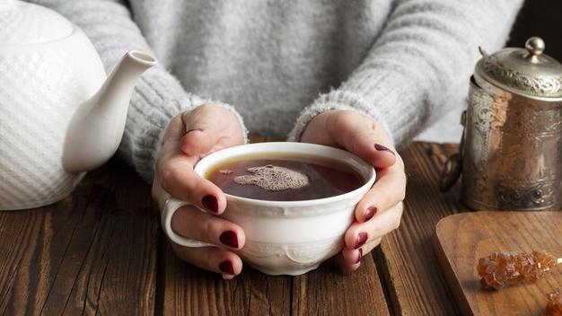 chá de sene