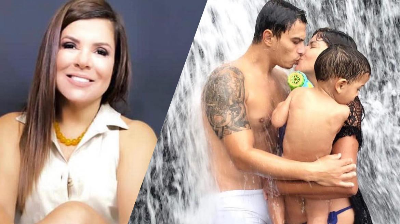 Mara Maravilha é casada com Gabriel e os dois são pais de Beijamin (montagem: Fashion Bubbles)