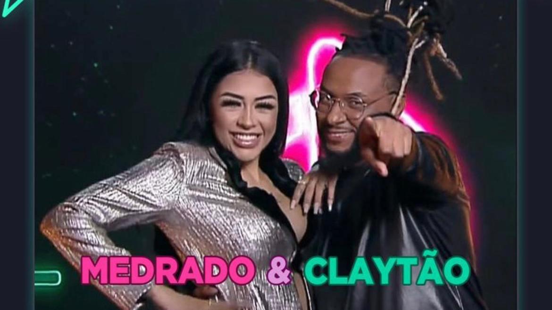 A cantora Fernanda Medrado e Dj Claytão são grandes promessas do Power Couple (imagem: Divulgação)
