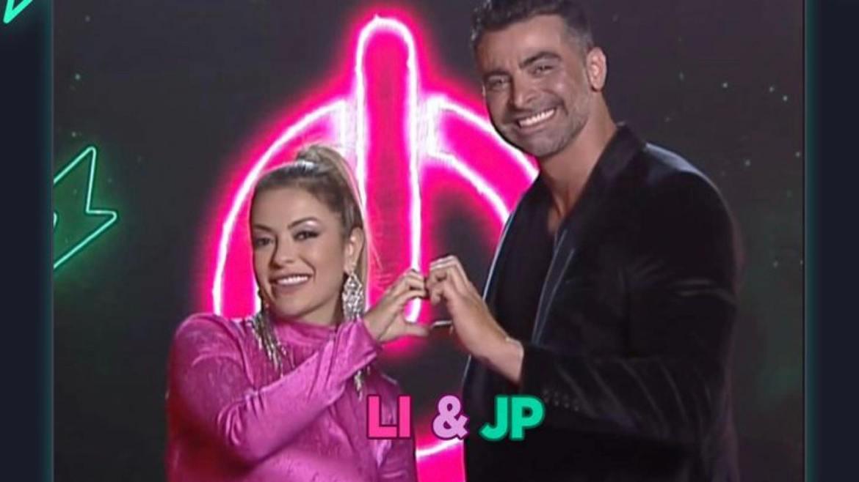 Li Martins e JP Mantovani se conheceram na A Fazenda 8. Li integrou o grupo Rouge (imagem: Divulgação)