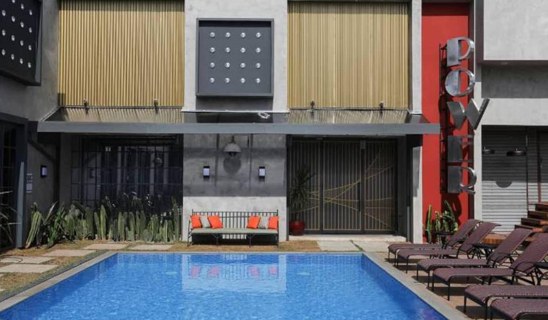 Mansão Power Couple é a mesma casa usada para A Fazenda (imagem: divulgação Record TV)