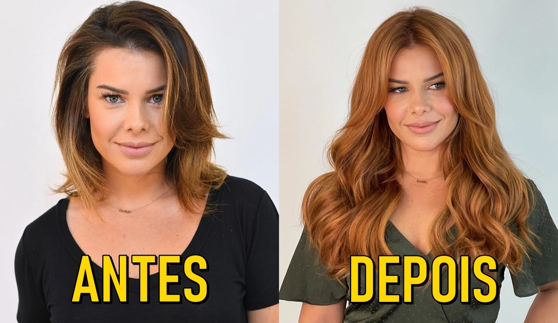 Fernanda Souza ruiva.