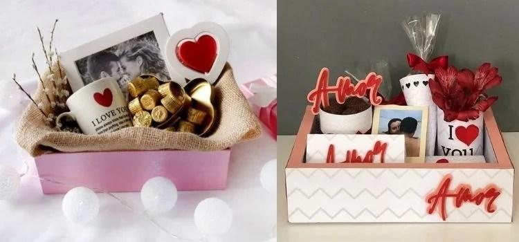 Como montar uma cesta de chocolates para o Dia dos Namorados?