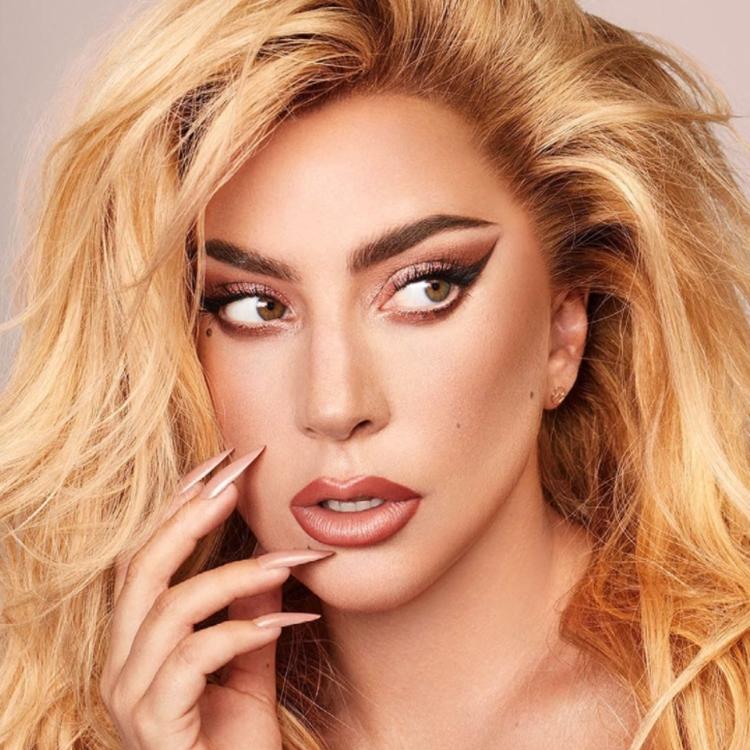 Foto da cantora Lady Gaga.