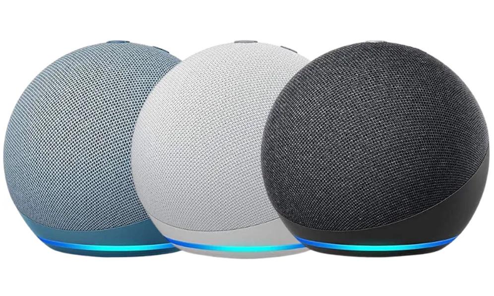 Echo Dot, assistente pessoal da Amazon. Foto: Amazon