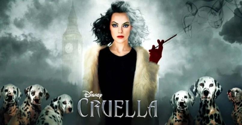 Foto Cruella, filme da Dieney