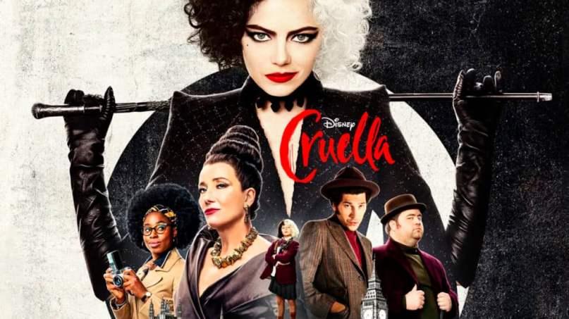Figurimo do Filme Cruella