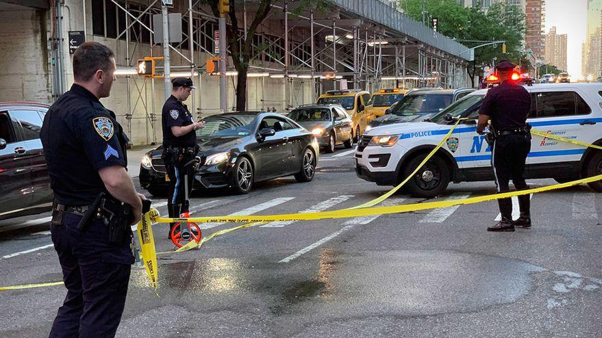acidente New York