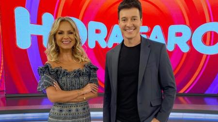 Eliana vai parar no programa de Rodrigo Faro na Record TV. Fonte: Instagram
