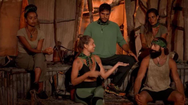 Jéssica diz para Kaysar que está aberta para o diálogo (imagem: reprodução: Gshow)