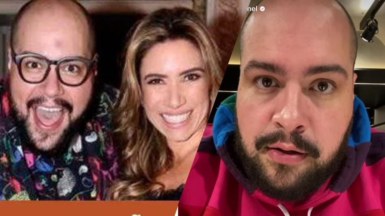 Tiago Abravanel critica sua tia, Patrícia após fala no programa Vem Prá Cá (montagem: Fashion Bubbles)