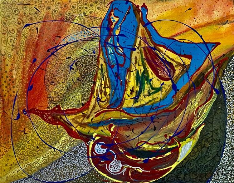 Obra de Alcinda Saphira