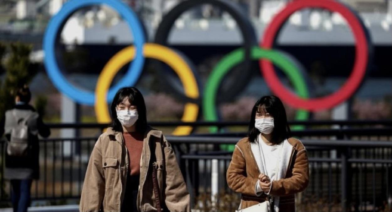 Foto das olimpíadas 2021