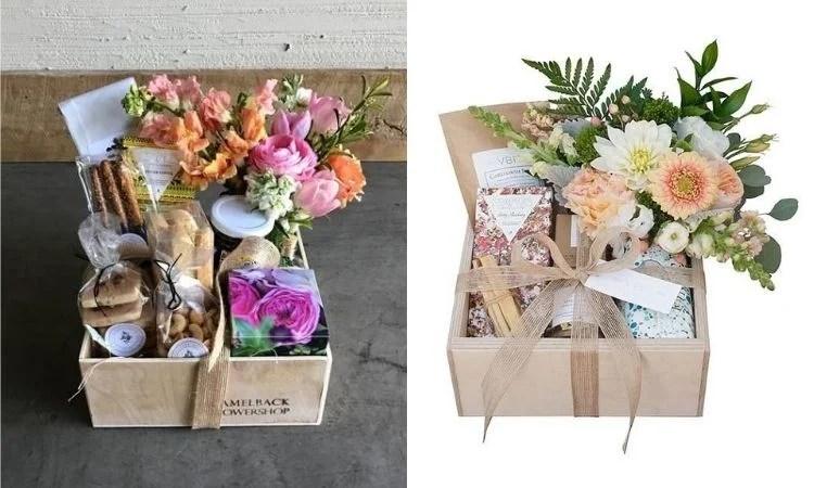 flores para presentear avó