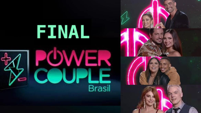 Última semana do Power Couple terá duas DRs. Fonte: Montagem/Fashion Bubbles