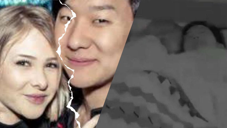 Pyong Lee não se manifestou sobre imagens e também sobre separação de Sammy Lee. Fonte: Arte/Fashion Bubbles