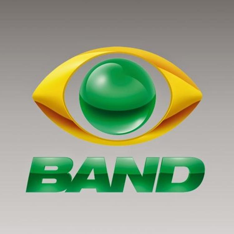 Foto da logomarca da Band.