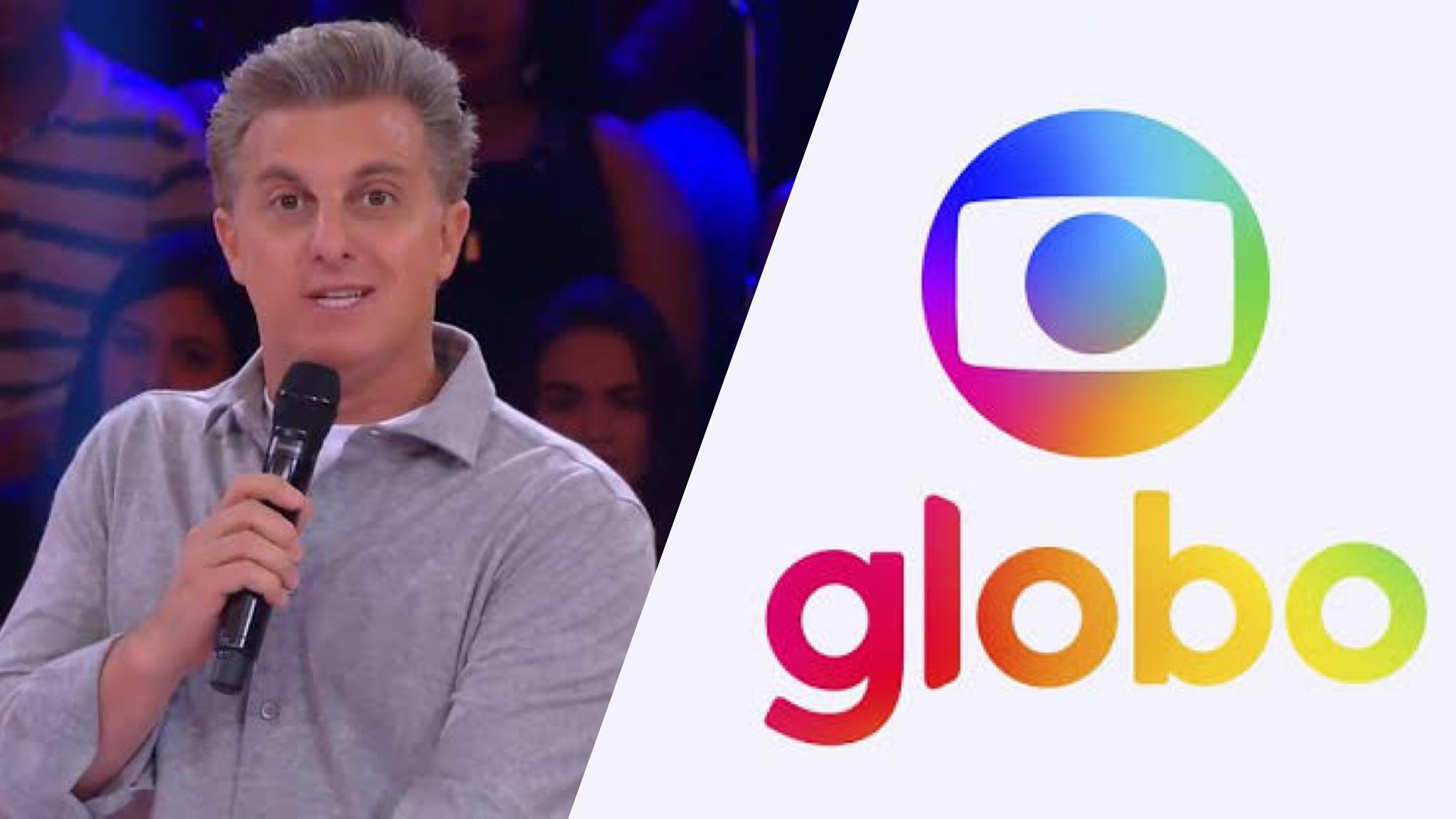 Luciano Huck estreia dia 5 de setembro nos domingos da Globo. Fonte: Montagem/ Fashion Bubbles