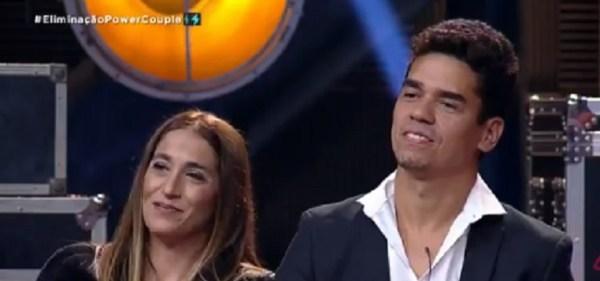 Dany e Fábio são eliminados do Power Couple Brasil