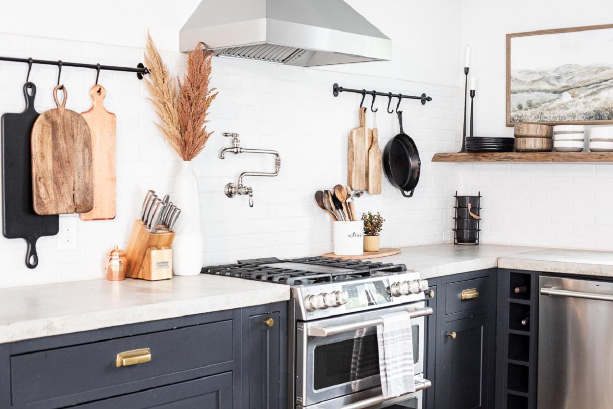 Como planejar a cozinha.