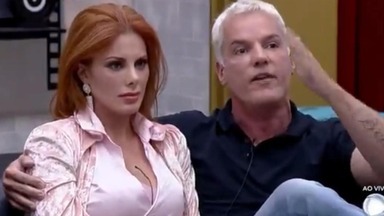 Bruno diz que todos tiveram chances na Prova dos Homens e ataca fala de Mari no Power Couple (imagem: reprodução/ Record TV)