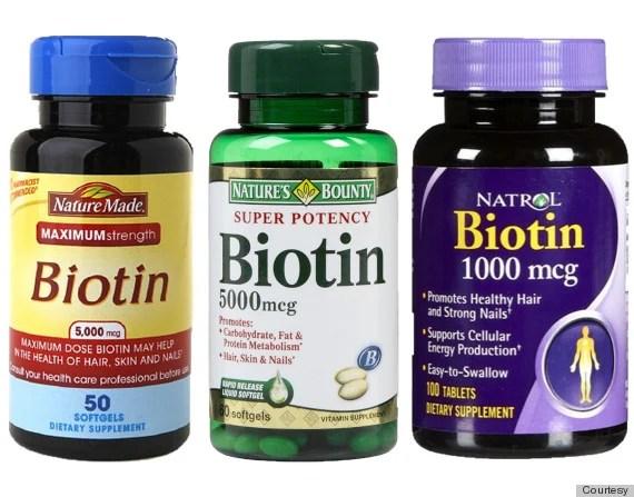 suplemento de biotina
